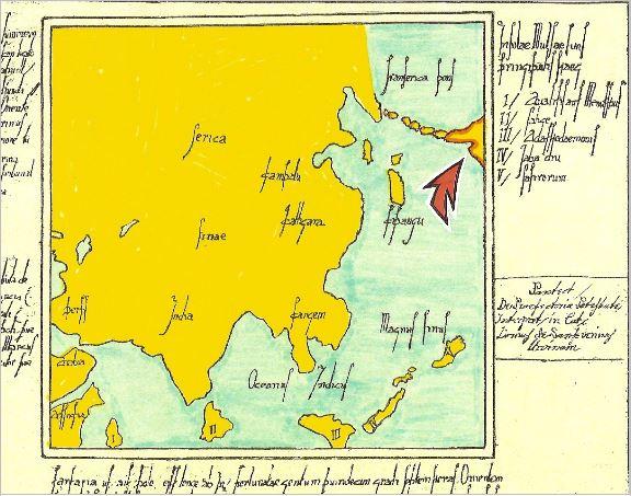 rossi map