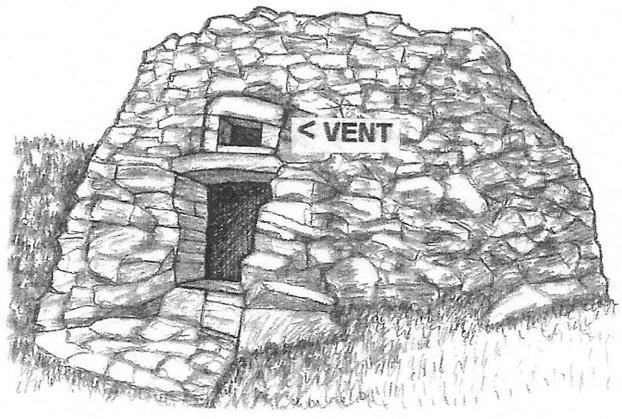 ancient lime kiln found at newport ri ancient america