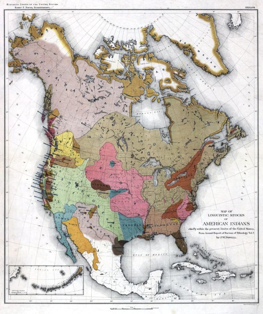 America global Map